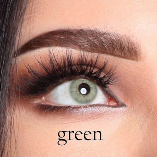 luminous contact lenses green عدسات لاصقة لومينوس اخضر جرين