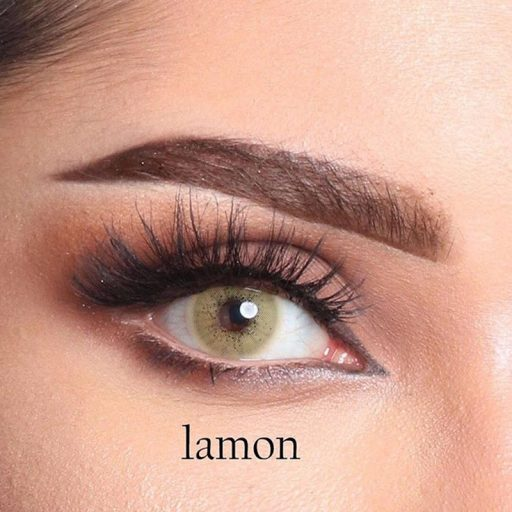 luminous contact lenses lamon عدسات لاصقة لومينوس لامون