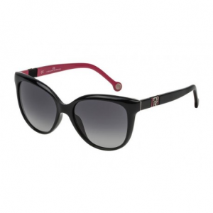 Carolina-Herrera SUNGLASSES SHE697-0Z42 SIDE